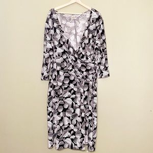 EVAN PICONE Women's Plus Dress